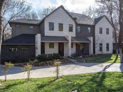 Edmond Single Family Home For Sale: 3500 Oakdale Forest