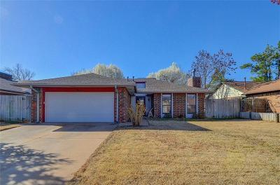 Norman Single Family Home For Sale: 1812 Oakcreek Drive