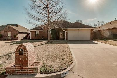 Oklahoma City Single Family Home For Sale: 9012 Dena Lane