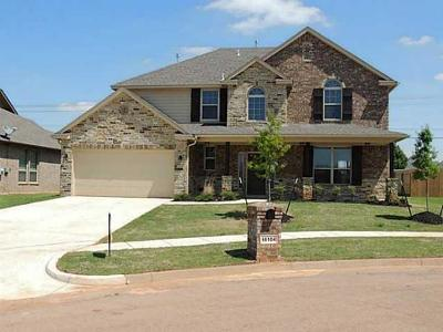 Edmond Single Family Home For Sale: 16104 Windcrest Way