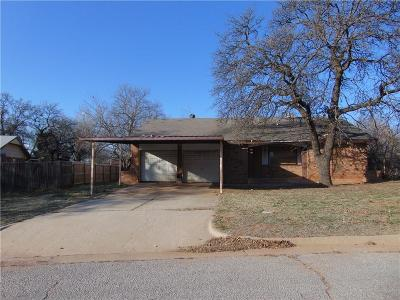 Oklahoma City Single Family Home For Sale: 2505 49th St