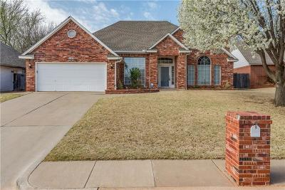Edmond Single Family Home For Sale: 1421 Concord Lane