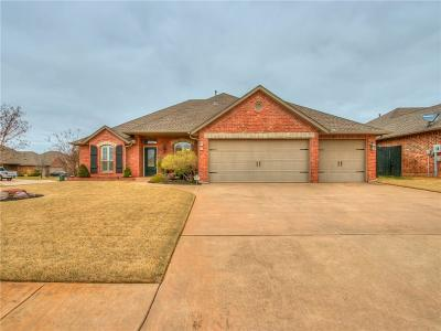 Edmond Single Family Home For Sale: 2033 Napa Valley Rd