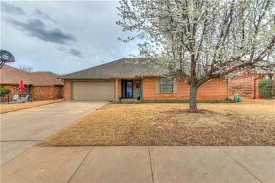 Oklahoma City Single Family Home For Sale: 1204 SW 106th Street