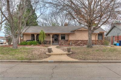 Oklahoma City Single Family Home For Sale: 2200 NW 55th Street