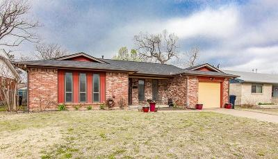 Oklahoma City Single Family Home For Sale: 11209 N McKinley
