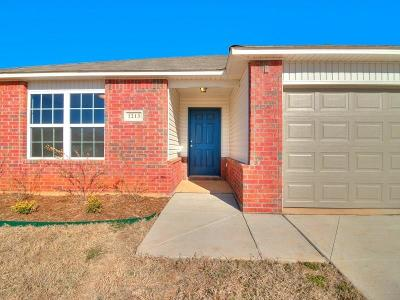 Yukon Single Family Home For Sale: 9801 High Noon Road