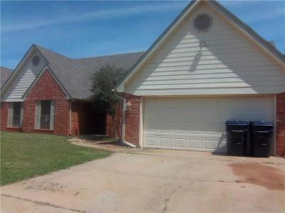 Edmond Single Family Home For Sale: 1313 NW 199th Street
