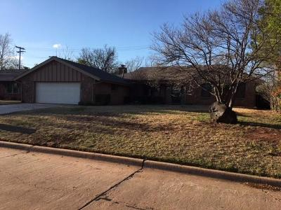 Oklahoma City Single Family Home For Sale: 1929 NW 56 Terrace