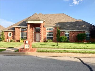 Oklahoma City Single Family Home For Sale: 3116 SW 107th Street