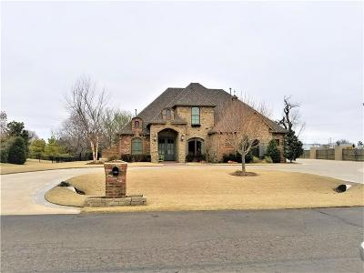 Oklahoma City Single Family Home For Sale: 8916 Legacy Crossing