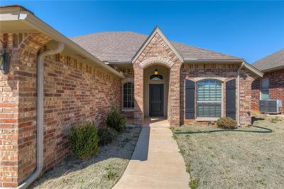 Edmond Single Family Home For Sale: 8221 NW 158th