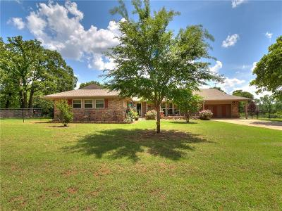 Norman Single Family Home For Sale: 7406 Brenda Circle