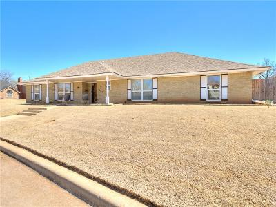 Oklahoma City Single Family Home For Sale: 5800 NW 88th Street