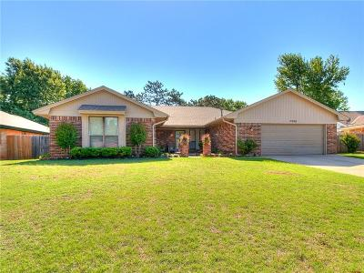 Oklahoma City OK Single Family Home For Sale: $194,900