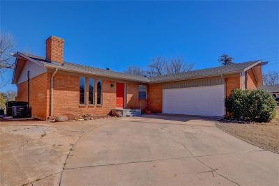 Oklahoma City Single Family Home For Sale: 5909 Tiffany Circle