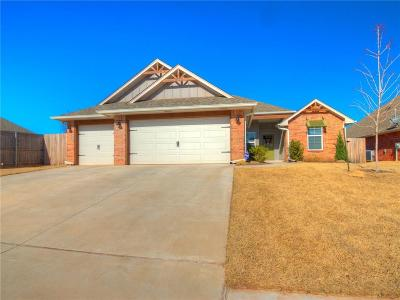 Edmond Single Family Home For Sale: 18825 Stone Oak