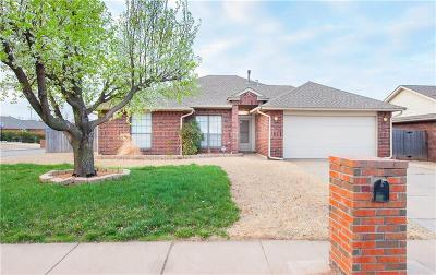 Edmond Single Family Home For Sale: 1604 Foxfire Road
