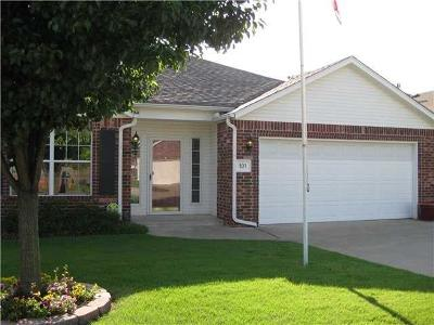 Midwest City Single Family Home For Sale: 101 Bradford Place
