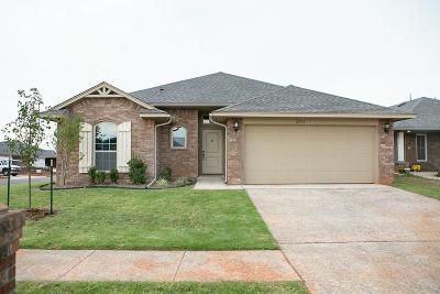 Edmond Single Family Home For Sale: 19705 Taggert Drive