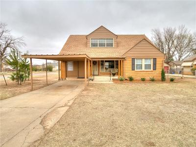 Oklahoma City Single Family Home For Sale: 1327 NW 92nd Street