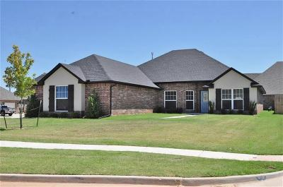 Edmond Single Family Home For Sale: 18849 Pagoda Court