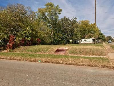 Oklahoma City Residential Lots & Land For Sale: 1601 NW 8th Street