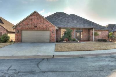 Edmond Single Family Home For Sale: 16504 Moorgate Lane