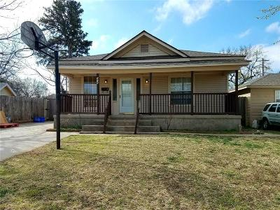 Oklahoma City Single Family Home For Sale: 216 SE 34th Street