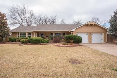Oklahoma City OK Single Family Home For Sale: $244,500