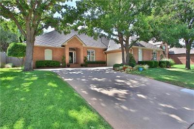Oklahoma City Single Family Home For Sale: 13237 Cedar Trl
