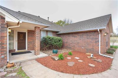 Guthrie Single Family Home For Sale: 1015 Mockingbird Road