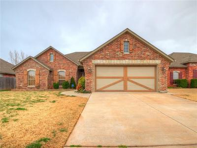 Edmond Single Family Home For Sale: 2632 NW 168th Terrace