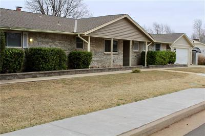 Oklahoma City Single Family Home For Sale: 1221 SW 99th Street