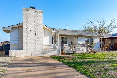 Oklahoma City OK Single Family Home For Sale: $78,500