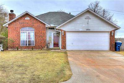Choctaw Single Family Home For Sale: 14712 Choctaw Trail