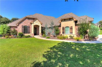 Edmond Single Family Home For Sale: 2462 Vellano Lane