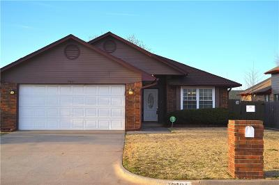 Oklahoma City Single Family Home For Sale: 7801 NW 105th Terrace