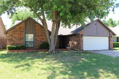 Oklahoma City Single Family Home For Sale: 8324 NW 110th Terrace