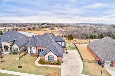 Oklahoma City Single Family Home For Sale: 10513 Concord Drive