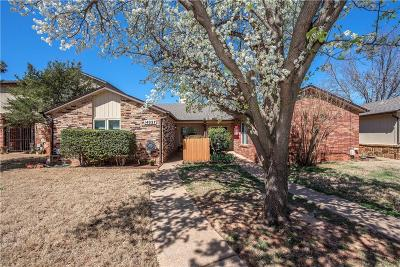 Edmond Condo/Townhouse For Sale: 14027 Crossing Way