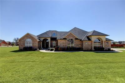 Edmond Single Family Home For Sale: 14751 Old Barn Road