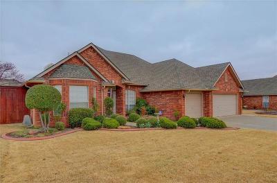 Norman Single Family Home For Sale: 813 Cedarbrook