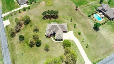 Edmond Single Family Home For Sale: 7916 Dove Crossing