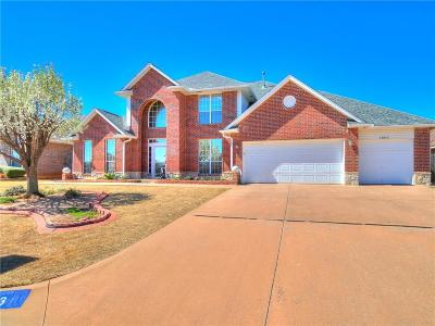 Oklahoma City Single Family Home For Sale: 11813 Blue Haven