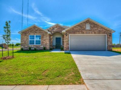 Mustang Single Family Home For Sale: 2032 W Oak Valley Way