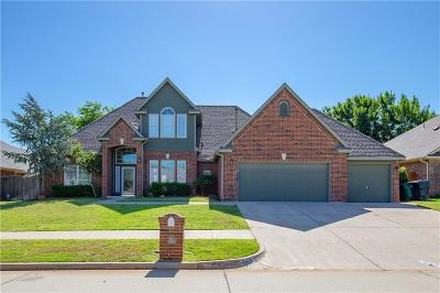 Oklahoma City Single Family Home For Sale: 11408 Condor Terrace