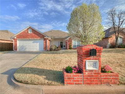 Choctaw Single Family Home For Sale: 13157 Austrian Pine