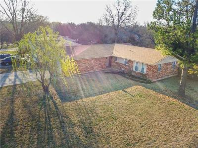 Norman Single Family Home For Sale: 1702 Village Drive