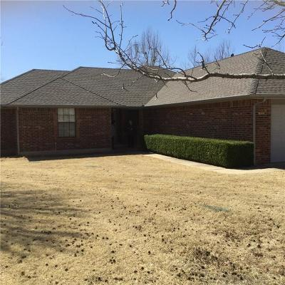 Tuttle Single Family Home For Sale: 2275 Oaklawn Place